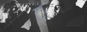 Black/White Fb Cover Jared With Text by lovelives4ever