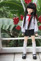 My Japanese Girl by MarieAngelcakes