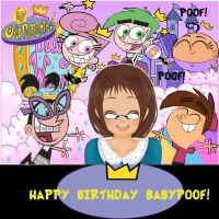 ~For BabyPoof08!~ HAPPY BIRTHDAY! by starwriterforthewinn