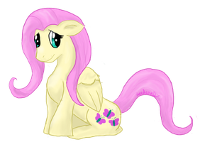 Fluttershy by BeekertheNut