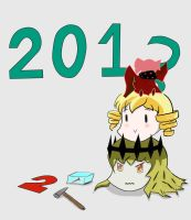 Happy 2013! by AikiYun
