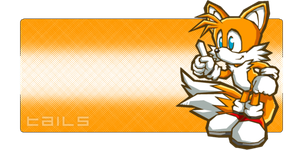Sonic Battle X Tails by Days-Go-By