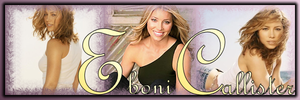 Signature - Eboni by blackhavikgraphics