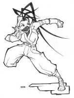 ibuki for buster by samuraiblack