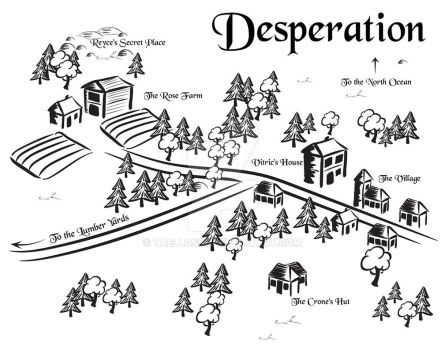 The Village of Desperation by Taellosse