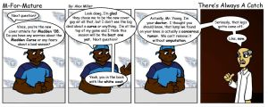 There's Always A Catch by MFM-comics