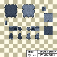 New BW cave tiles by Hek-el-grande