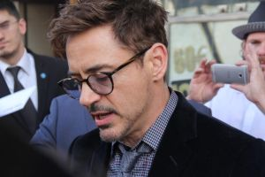 Robert Downey Jr. by GothxLuciole