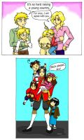 Hetalia - Raising Young Countries by Maru-sha