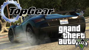Grand Theft Auto V: Top Gear Edition by DemonicSouth