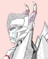 Sad and Upset TFP Silverdo Headshot by Lady-Elita-1