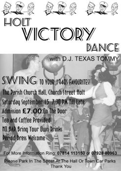 Holt Victory Dance Flyer by agnus61