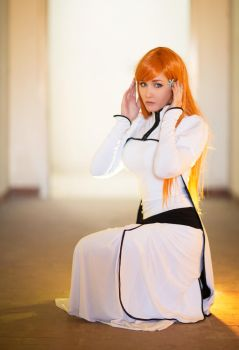 The Sun Princess - Orihime Inoue by ToxicHime