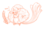 Shiver me Fluffy! by ExclusiviTea
