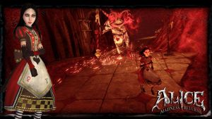 Alice Madness Returns QL by Albertorayman