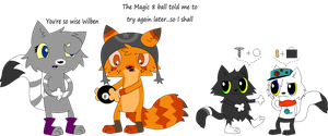 Cats And Kittens by Jeffery-Cat