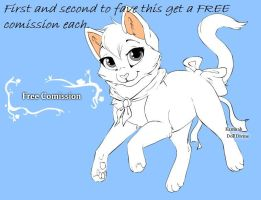 Free Comission5 by lubca