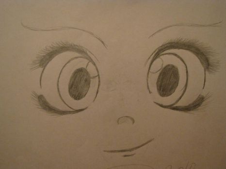 Will's Eyes by DisneyPrincessLover