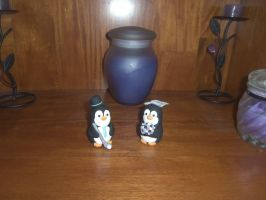 Penguins by KristaTheAwesome