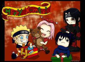 . : Merry X-Mas : . collab by FinalFlower
