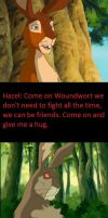 Funny Watership Down 54 by CrispinVCampion