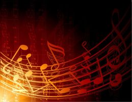 Abstract-Music-Background by vectorbackgrounds