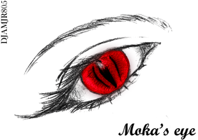Moka's Eye by DJAMJR805