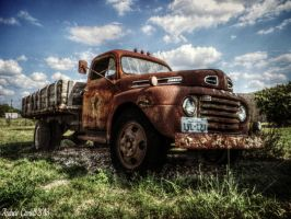 Texas Thunder by AndrewCarrell1969