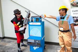 Demo v Engie by LexxMoonPie