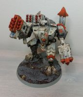 Tau Empire XV-88 Broadside by gobsu