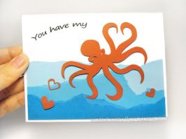 Octopus - You Have My Heart by sobeyondthis