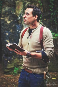 Uncharted Golden Abyss cosplay by James--C