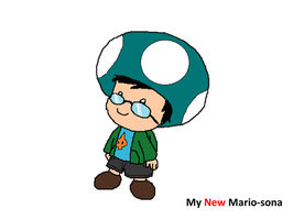 My New Mariosona by Rotommowtom