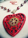 Mechanical Heart II by Verope