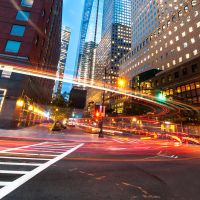 New York streets by alierturk