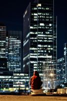 Geting lost in city lights by DrOfPhotography