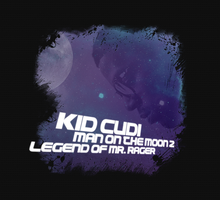 KidCudi Man On The Moon 2 by Antony99