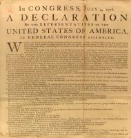 Declaration of Independence by pulledteeth