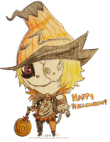 This is Halloween by LittleMissNana