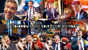 The Late Late Show wallpaper by McAddicted