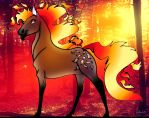 Request - SmoulderGlow by Adoptable-Horses-INC