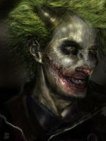 The Joker by Hellandbrand