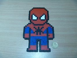 Spiderman by DisasterExe