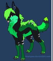 canine adoptable 2 for sell -CLOSED by HunterDarkWolf