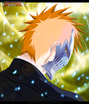Ichigo Hollow Mask by AJM-FairyTail