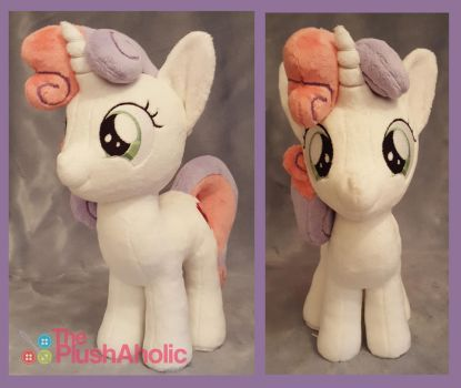 Sweetie Belle by The-PlushAholic