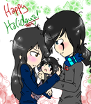 Happy Holidays '09 by BlueInfinity23