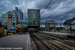Amsterdam Central, Ibis by Princess-Amy