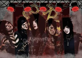 World Domination: BVB by SlicedBerry-Pro