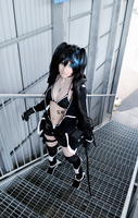 Black Rock Shooter THE GAME - Stella - 02 by mourucos
